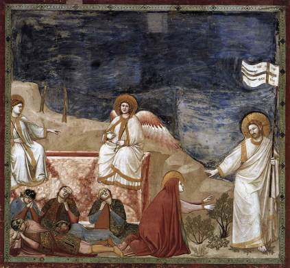 Giotto-empty-tomb