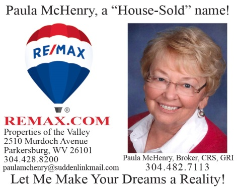 Paula McHenry Remax Ad