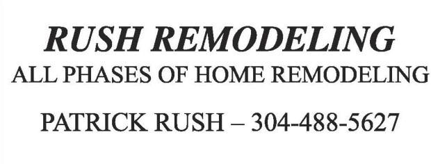 Pat Rush Ad