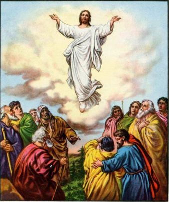 Jesus' Ascension Acts 1:9